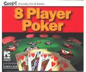8 Player Poker PC