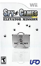 Spy Games: Elevator Mission Wii