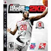College Hoops NCAA 2K8 PS3