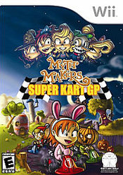 Myth Makers: Super Kart GP Wii