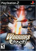 Warriors: Orochi PS2