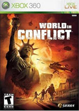 World in Conflict Xbox 360
