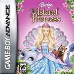 Barbie: Island Princess GBA