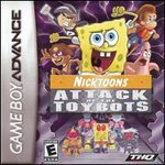 Nicktoons: Attack of the Toybots GBA