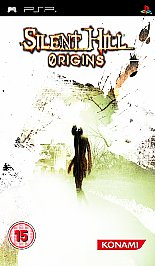 Silent Hill: Origins PSP