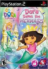 Dora the Explorer: Dora Saves the Mermaids PS2