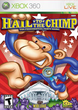Hail to the Chimp Xbox 360