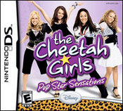 Cheetah Girls: Pop Star Sensations DS