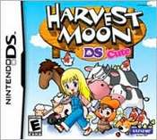 Harvest Moon DS Cute DS