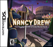 Nancy Drew: Deadly Secret of the Olde World Park DS