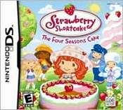 Strawberry Shortcake: Four Seasons Cake