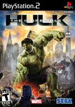 Incredible Hulk PS2