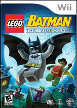 LEGO Batman Wii
