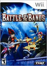 Battle of the Bands Wii