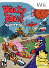Wacky Races: Crash &amp;amp; Dash