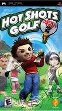 Hot Shots Golf: Open Tee 2 PSP