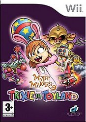 Myth Makers: Trixie in Toyland Wii