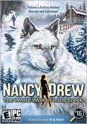 Nancy Drew: The White Wolf of Icicle Creek Wii
