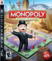 Monopoly: Here &amp;amp; Now Worldwide Edition