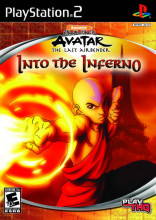 Avatar: The Last Airbender: Into the Inferno PS2