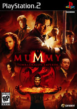 Mummy: Tomb of the Dragon Emperor PS2