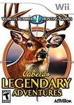 Cabela's Legendary Adventures Wii