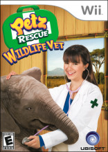 Petz: Rescue Wildlife Vet Wii