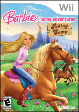 Barbie Horse Adventure: Riding Camp Wii