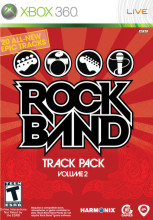 Rock Band Track Pack: Volume 2 Xbox 360