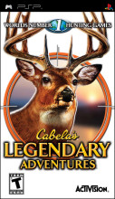Cabela's Legendary Adventures PSP
