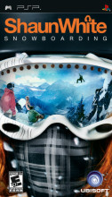 Shaun White Snowboarding PSP