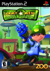 Army Men: Soldiers of Misfortune PS2