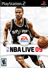 NBA Live 09