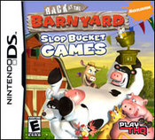 Back at the Barnyard: Slop Bucket Games DS