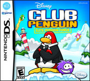 Club Penguin: Elite Penguin Force DS