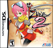 Izuna 2: The Unemployed Ninja Returns DS