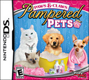 Paws &amp;amp; Claws: Pampered Pets DS
