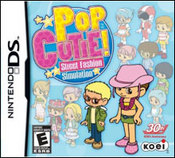 Pop Cutie! Street Fashion Simulation DS