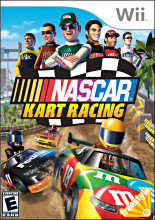 NASCAR Kart Racing