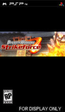Dynasty Warriors: Strikeforce PSP