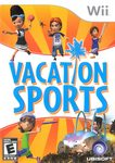 Vacation Sports Wii