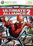 Marvel: Ultimate Alliance 2 Xbox 360