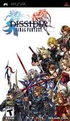 Dissidia: Final Fantasy PSP