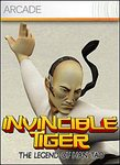 Invincible Tiger: The Legend of Han Tao