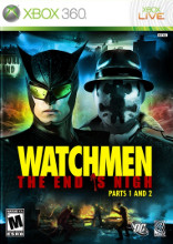Watchmen: The End Is Nigh Part 2 Xbox 360