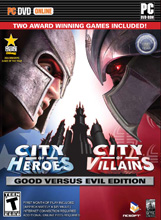 City of Heroes: Good vs. Evil Edition