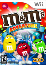 M&amp;amp;M's Adventure