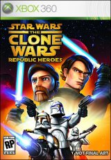 Star Wars The Clone Wars: Republic Heroes Xbox 360