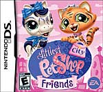 Littlest Pet Shop: City Friends DS