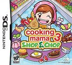 Cooking Mama 3: Shop and Chop DS